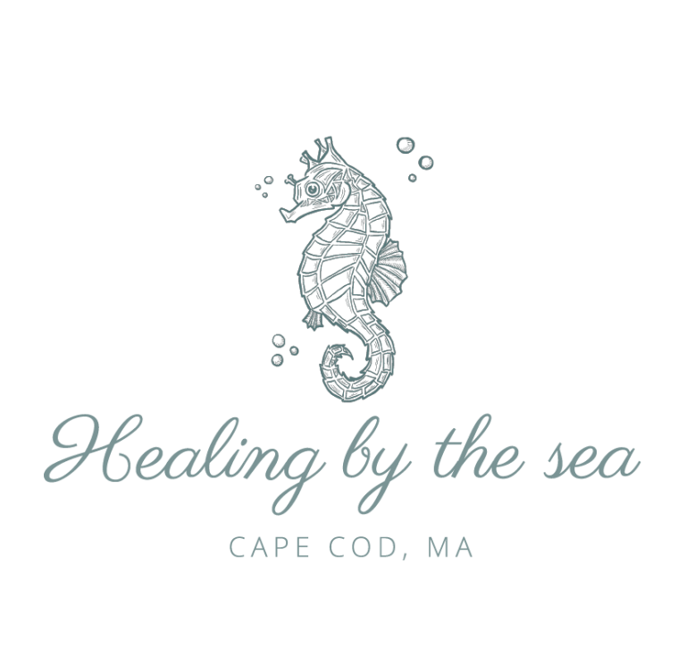 healing by the sea logo